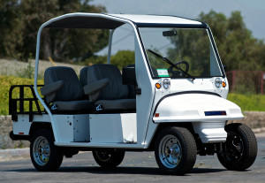 Columbia Summit 4-seater neighborhood electric vehicle for sale