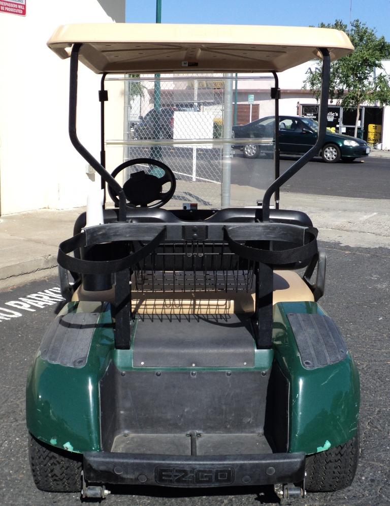 yamaha golf cart 36 volt