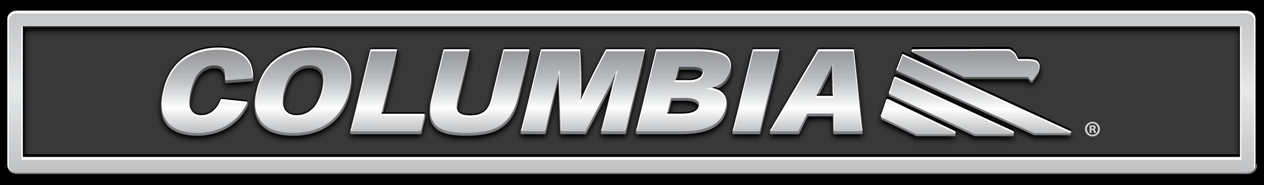 Columbia Logo with Eagle