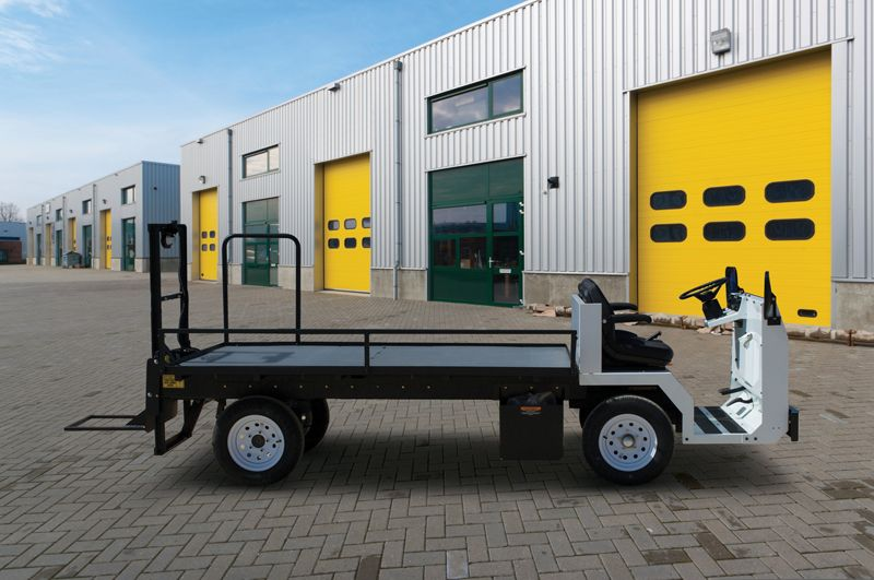 Columbia MVP Electric Vehicle with Rear Lift Gate