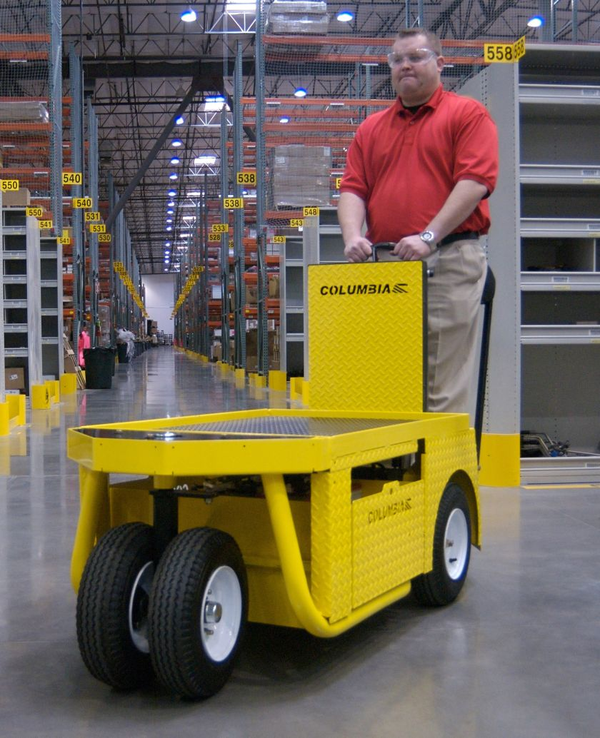 Columbia Stock Chaser Electric Cargo Carrier