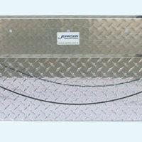 Four Place Aluminum Utility Jug Holder