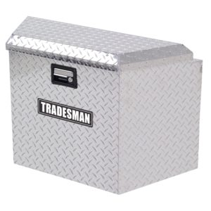 Aluminum Trailer Tongue Box