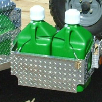 Fuel Jug Holders