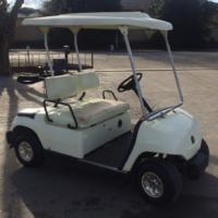 Used 2003 Yamaha G22 Electric Golf Cart