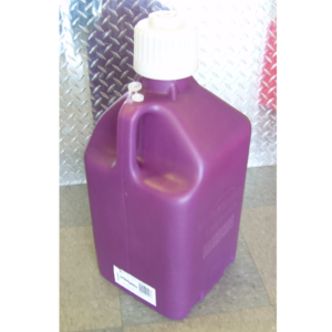 Purple 5 gallon fuel jug,Purple 5 gallon utility jug,Purple Scribner 5 gallon utility jug