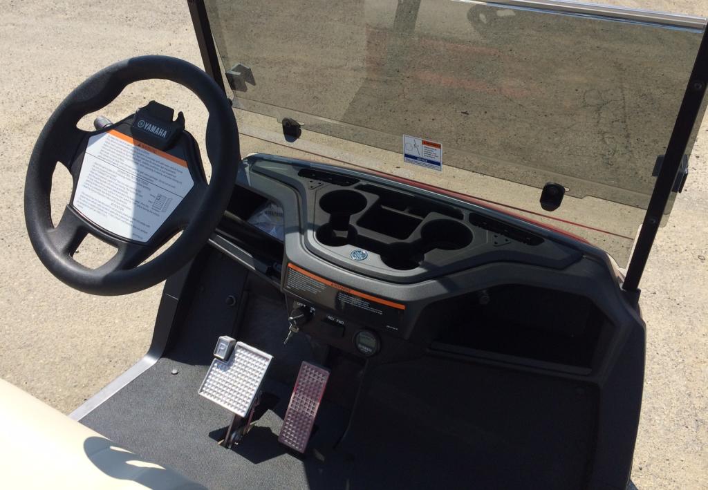 Yamaha Drive  Golf Cart Mods