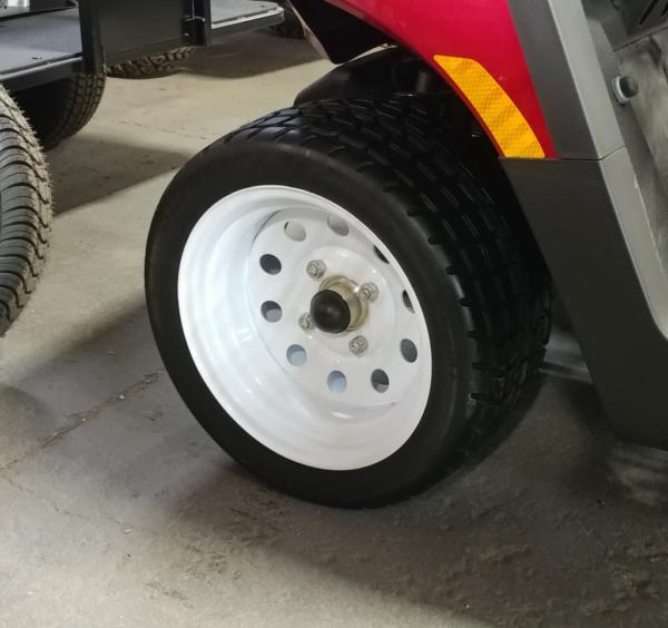 Flat Free Turf Tread Tires
